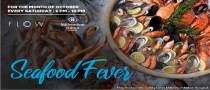Seafood Fever Buffet by the River at Flow Restaurant