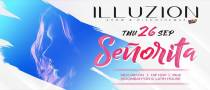 Señorita at Illuzion