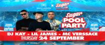 Sugar Club Pool Party w/ DJ Kay x LIL JAMES x MC VERSSACE