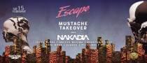 Mustache Takeover Escape Feat Nakadia