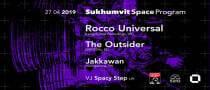 Sukhumvit Space Program feat. Rocco Universal