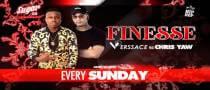Sugar Pres. Finesse w/ MC Verssace & Chris Yaw