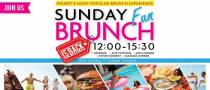 Sunday Fun Brunch at XANA Beach Club