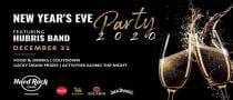 New Year's Eve Party 2020 at Hard Rock Cafe