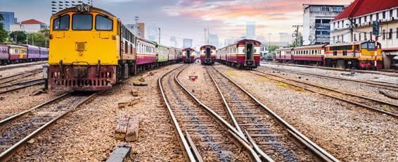 New Week End Train Bangkok Pattaya