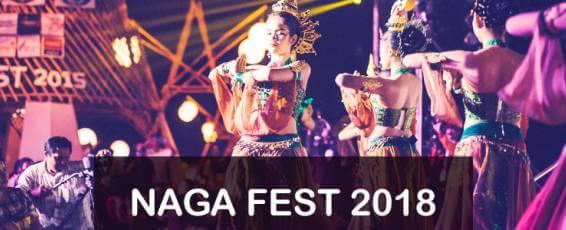 4th Krabi Naga Fest 2018