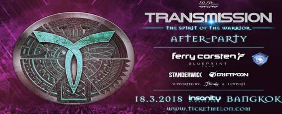 Official After-Party Transmission Bangkok 2018