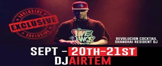 Exclusive Guest DJ Airtem