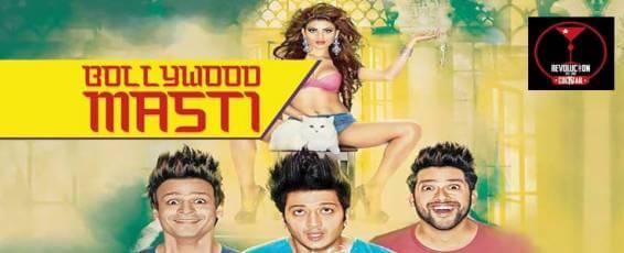 Bollywood Masti with DJ ASH at Revolucion Cocktail
