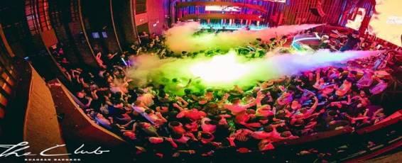 Ladies Night at The Club Khaosan