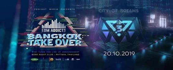 Bone Pattaya Present Bangkok Take Over EP3