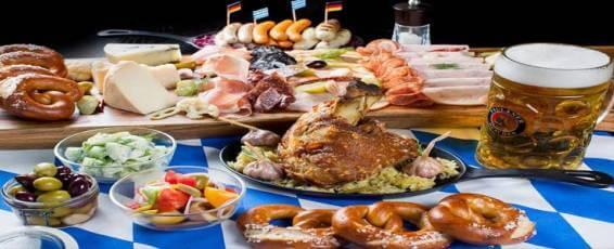 German Food Festival at Shangri-La Hotel