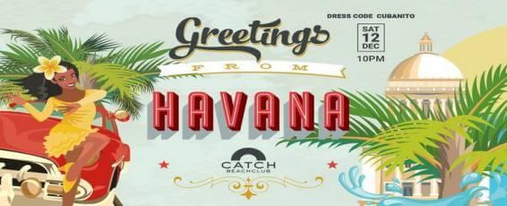 Mixx Pattaya presents HAVANA NIGHTS