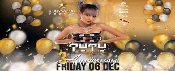 Hollywood Pattaya Party Djs