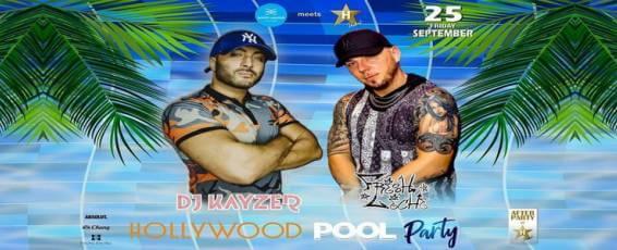 Hollywood Pool Party w/ DJ Kayzer x MC Leche