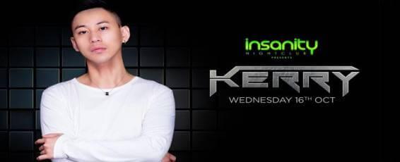 DJ Kerry Asian Invasion at Insanity Nightclub