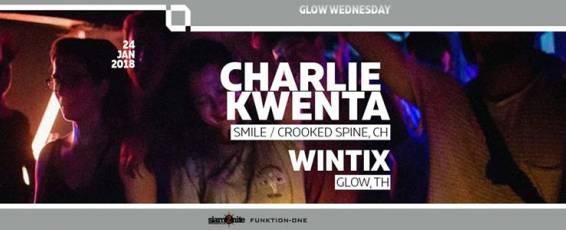 GLOW Wednesday w/ Charlie Kwenta