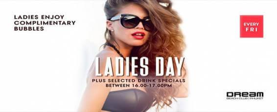 Ladies Day Out at Dream Beach Club
