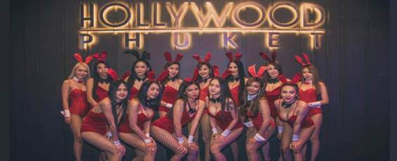 Month of the Love at Hollywood Phuket