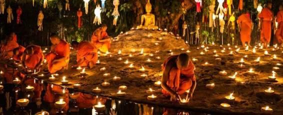 Loy Krathong Celebrations in Chiang Mai