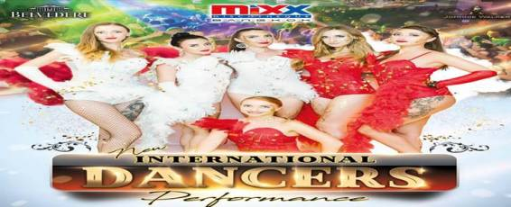 Mixx Discotheque presents International Dancers Performance