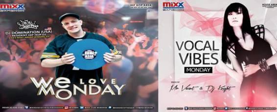 "Mixx Discotheque presents ""We Love Monday"""