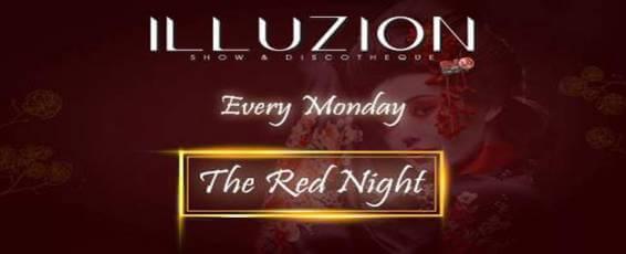 The Red Night - Illuzion Phuket