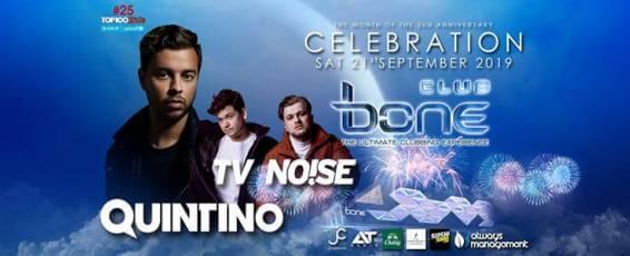 Bone Pattaya Present Quintino & TV Noise