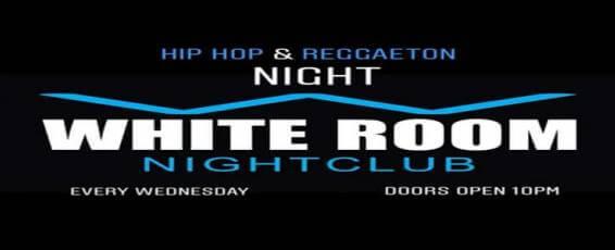 Hip Hop & Reggaeton Night at White Room