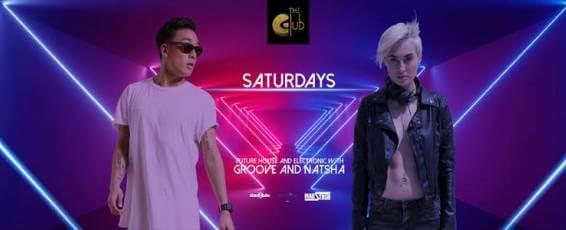 House & Electronic Saturdays at The Club@Koi