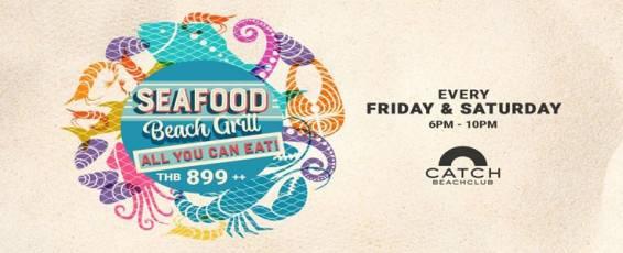 SEAFOOD BEACH GRILL at Catch Beach Club