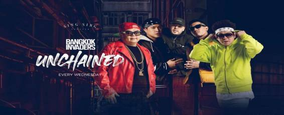 Sing Sing pres. Unchained w/ Bangkok Invaders