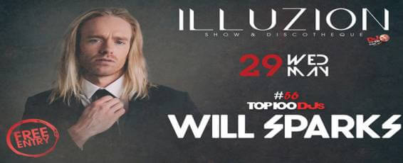 Will Sparks at Illuzion