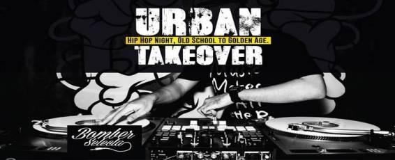 Urban Takeover - HIP HOP Night