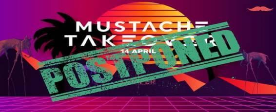 Mustache Takover at Pattaya | Songkran Festival