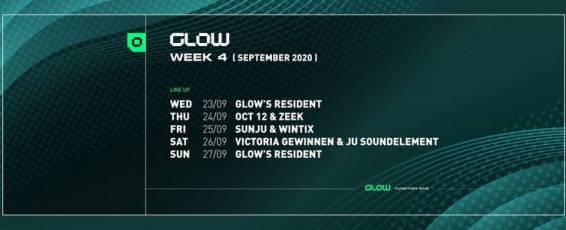 GLOW September Week #4