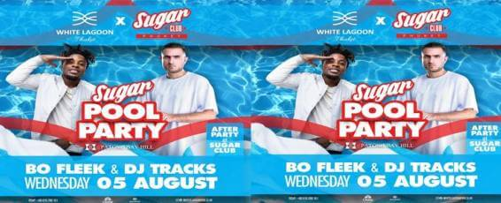 Sugar Club Pool Party