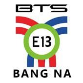Bang Na BTS Station