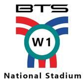 National Stadium BTS Station