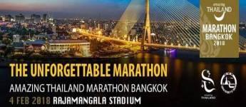 The Amazing Thailand Marathon Bangkok 2018