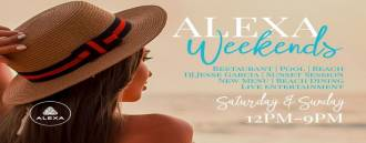 ALEXA WEEKENDS | Alexa Beach Club Pattaya