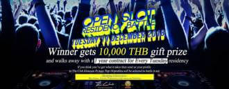 Audtion for DJ Residency Tuesday 11th Decemeber