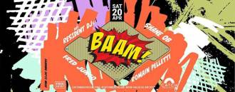 Catch Beach Club presents BAAM!