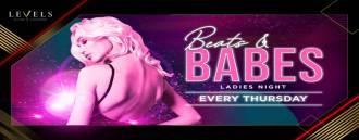 Beats & Babes | Ladies Night at Levels