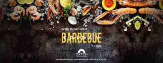 Friday BBQ Buffet at Catch Beach Club