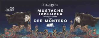 Belvedere Pres. Mustache Takeover Spectrum Feat Dee Montero