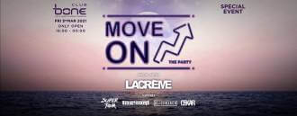 BONE Pattaya Presents MOVE ON the Party