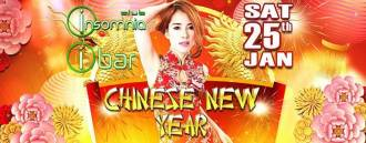 Chinese New Year at Club Insomnia
