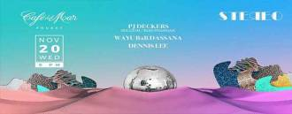 Stereo Wednesday with PJ Deckers