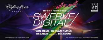 Night Grooves w/ Swerve Digital at Café Del Mar